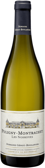 Genot Boulanger Puligny-Montrachet Les Nosroyes Bouteille